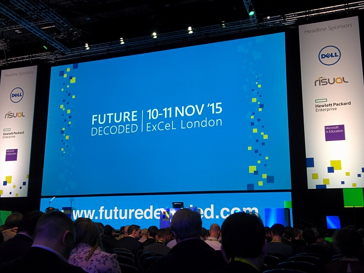 Future Decoded Keynote