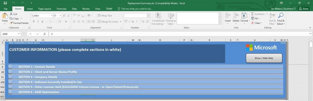 Software Asset Management Document