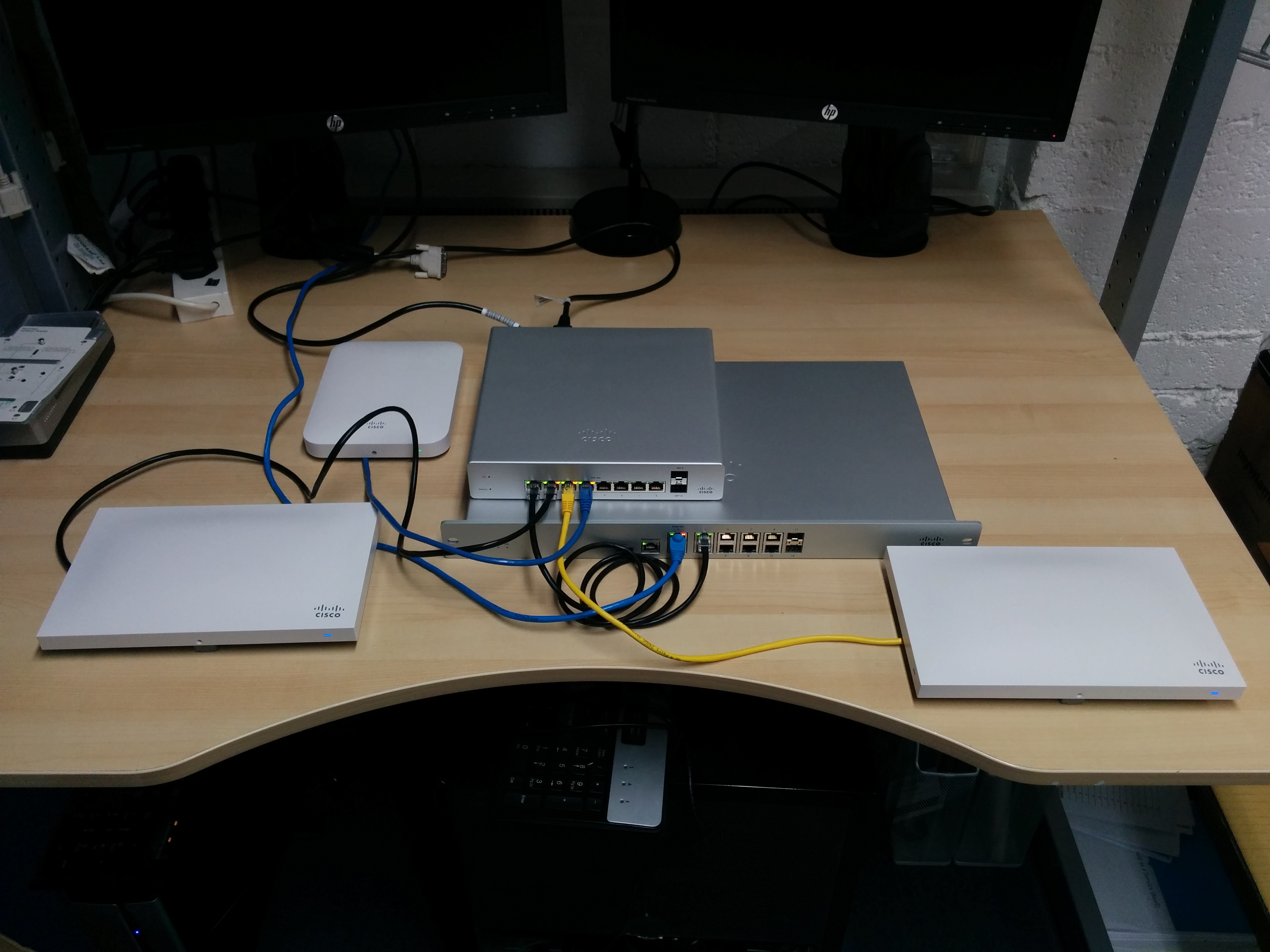 Cisco Meraki Lab 18