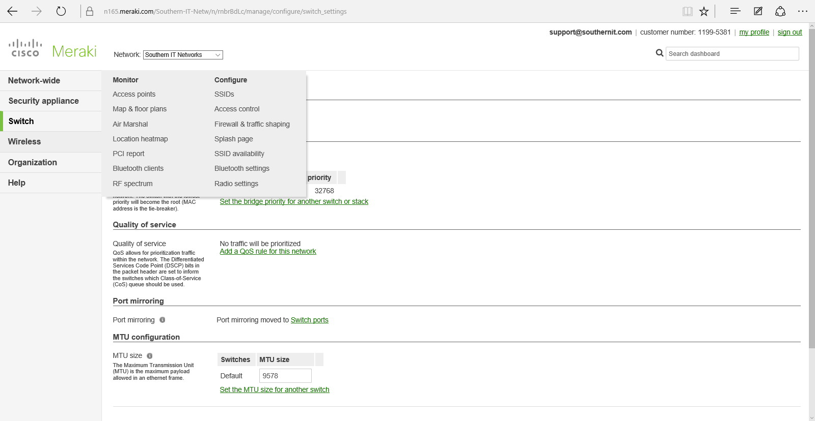 Demo Lab: Configure a Meraki Network | SlashAdmin \ Life in IT