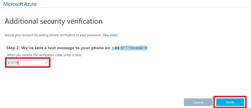 How to enable Multi-Factor Authentication in Office 365 and