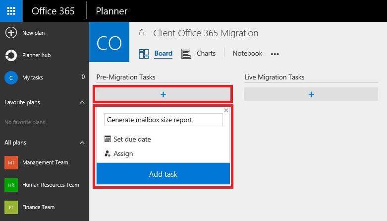 Office 365 Planner 7