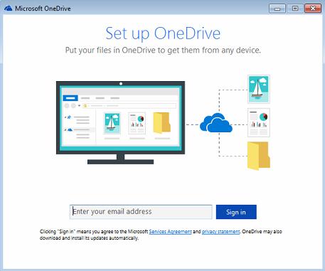 OneDrive Upgrade 4