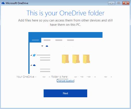 OneDrive Upgrade 5