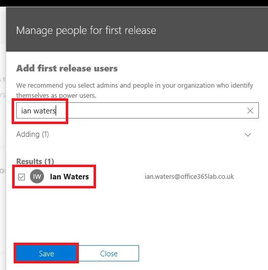 office365-enable-early-release-and-try-new-features-first-10