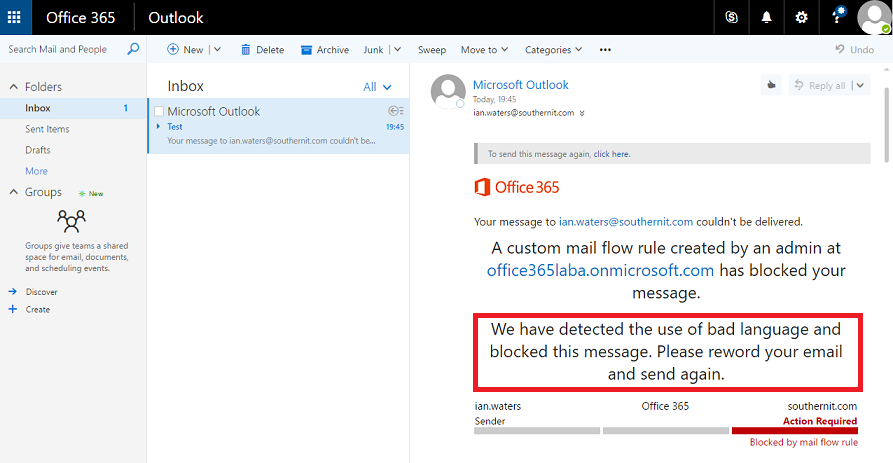 office-365-prevent-bad-language-in-email-13
