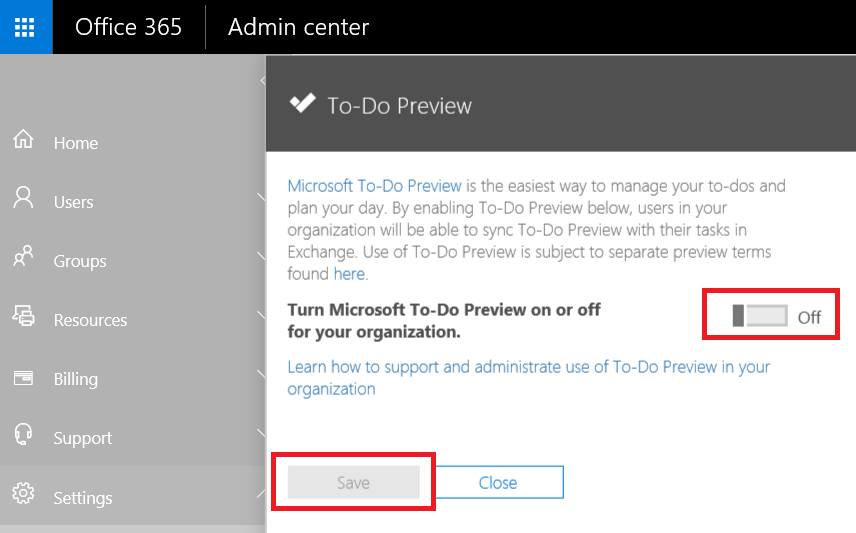 Office 365 to do list slashadmin life in it - Company administrator office 365 ...