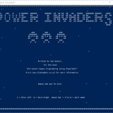 Power Invaders – Old School Games Programming using PowerShell