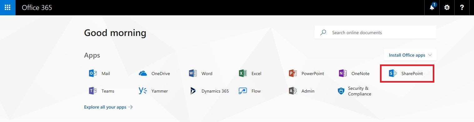 Office 365 Editing SharePoint Promoted Links   SlashAdmin