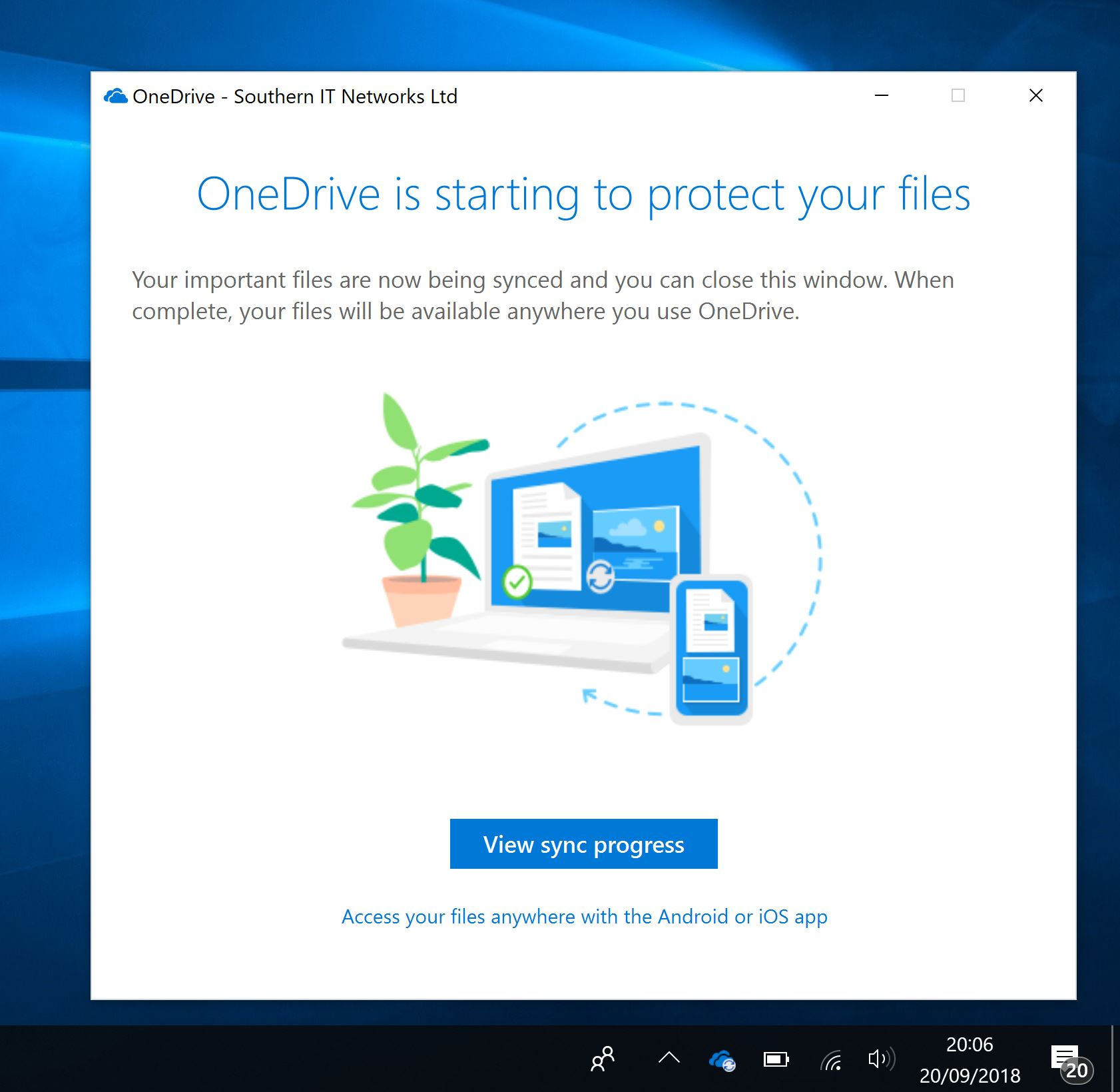 How to Activate OneDrive AutoSave | SlashAdmin \ Life in IT