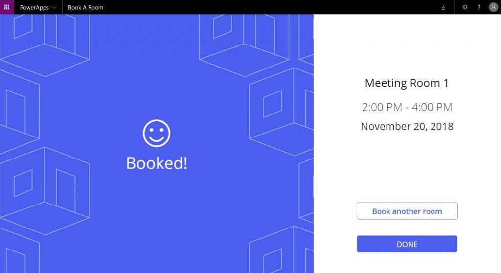 Office 365 Room Booking System Using Power Apps | SlashAdmin