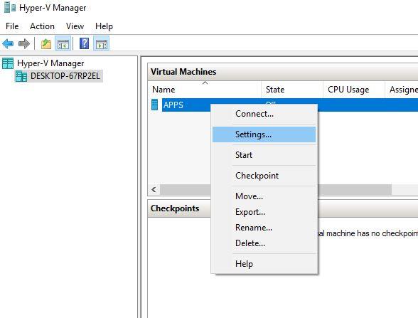 windows 10 install on xp machine
