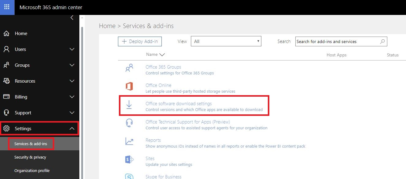 Prevent Users From Installing Office Applications Themselves Office