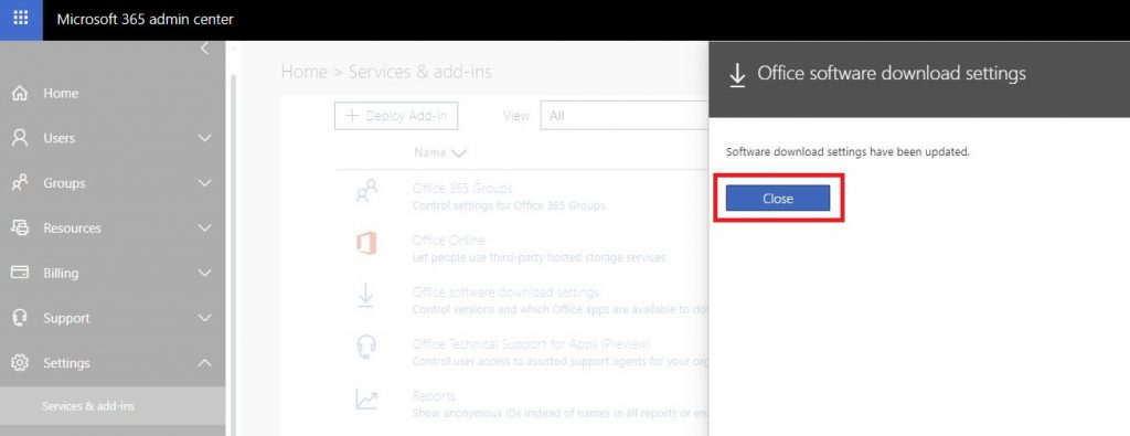 Prevent Users From Installing Office Applications Themselves Office 365