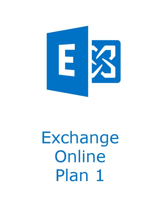 Exchange Online Plan 1