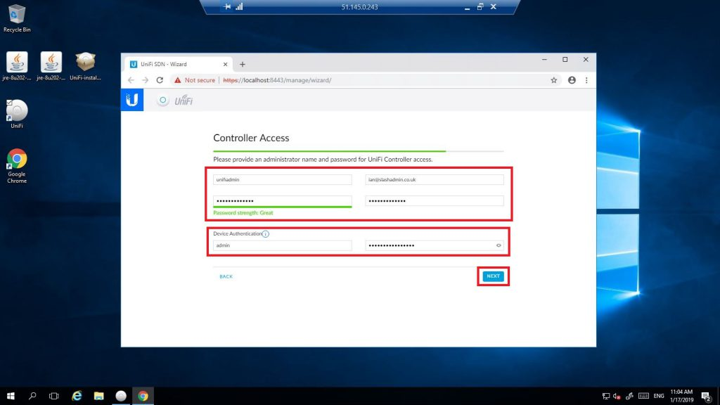 How to Setup a Unifi Cloud Controller in Azure | SlashAdmin