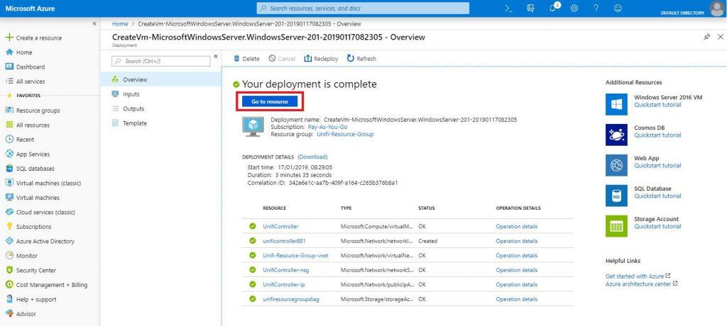 How to Setup a Unifi Cloud Controller in Azure | SlashAdmin