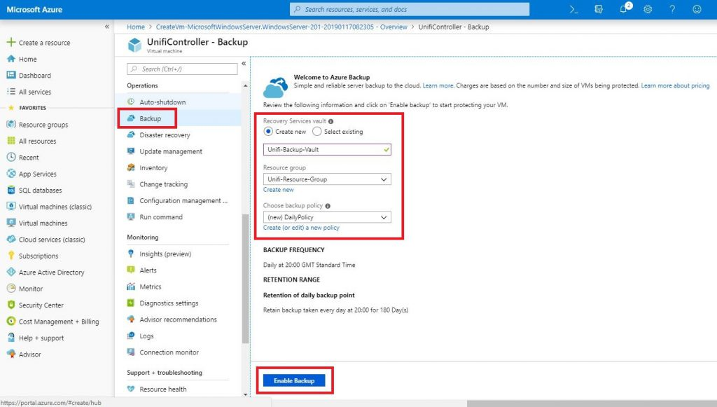 How to Setup a Unifi Cloud Controller in Azure   SlashAdmin
