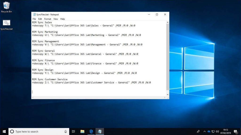 How to Migrate from a Server or NAS to Office365 Teams