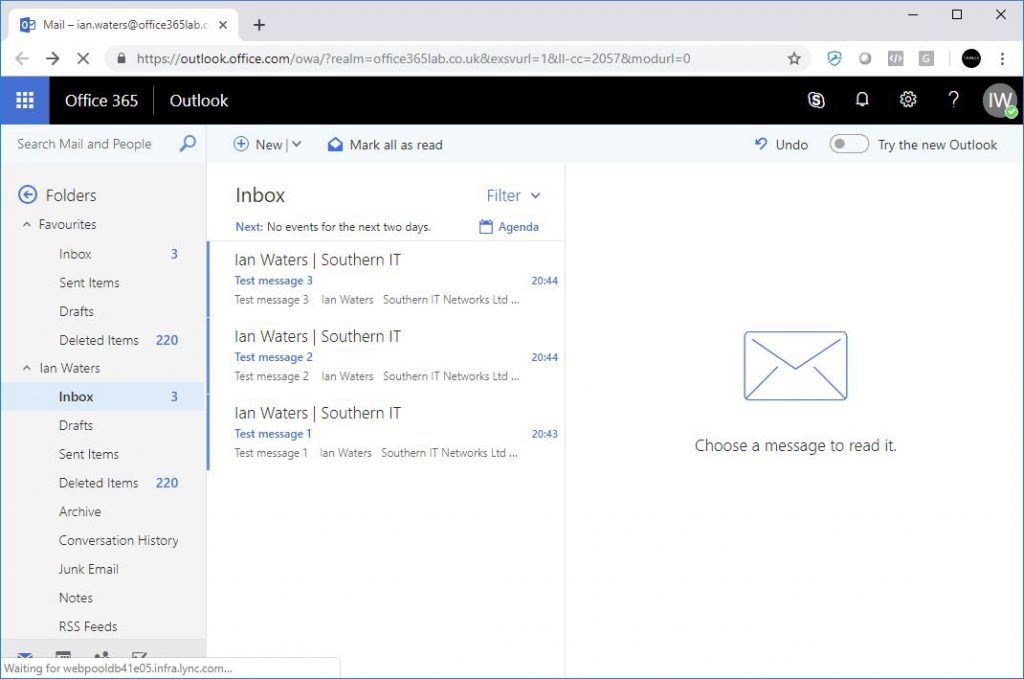 Use Outlook Web App Offline | SlashAdmin \ Life in IT