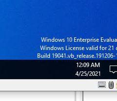 Convert Windows 10 Eval to Pro