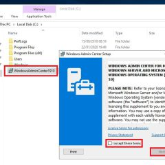 Windows Server File Migration Service Guide