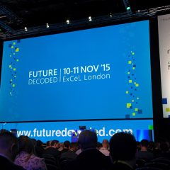 Microsoft Future Decoded: Business Day