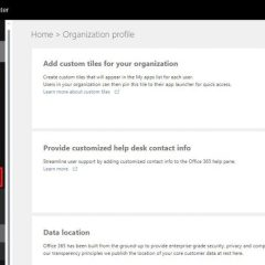 Office 365 How To Add A Custom Tile To The App Menu