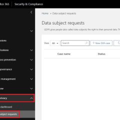 How To Perform a Data Subject Access Request in Office 365