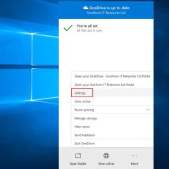 How to Activate OneDrive AutoSave