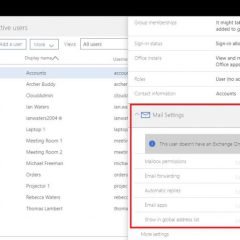 How to Set Out of Office for a Shared Mailbox in Office365