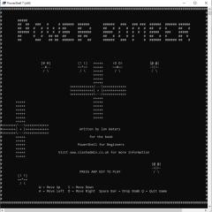 PowerShell Games