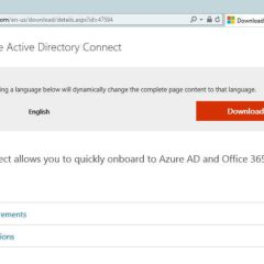 How To Upgrade Azure AD Connect Software
